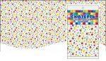 Купить оптом полиэтиленовую скатерть для пикника Лужайка 120x180 от Интерпак
